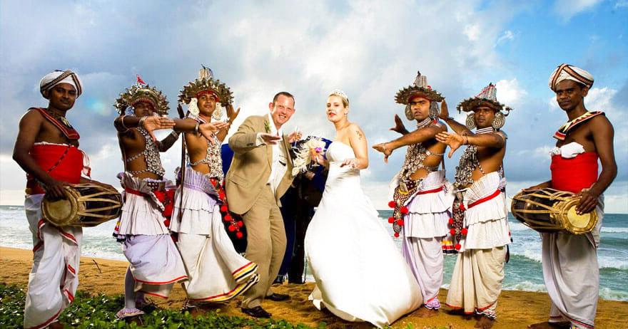 SRI LANKAN WEDDING DJ